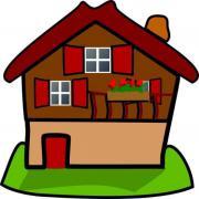 älteres Haus oder