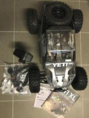 AKTION Axial Yeti XL Rock