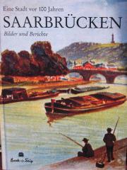 Alt Saarbrücken 2 Bücher Sehr