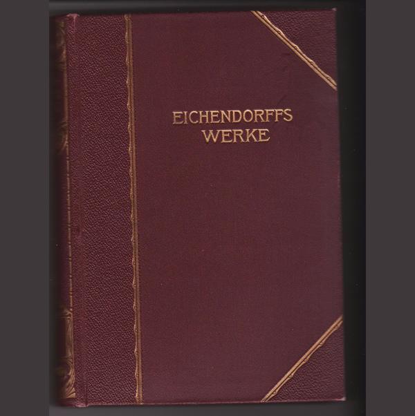 Alte Ausgabe Eichendorffs Werke - 1