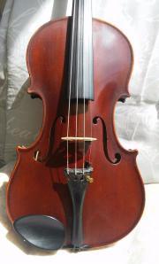 Alte Geige Schuster&