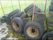 alte Reifen zu