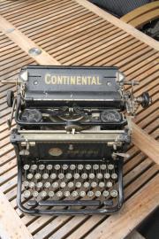 Alte Schreibmaschine von