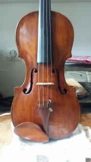 Alte Violine-Geige