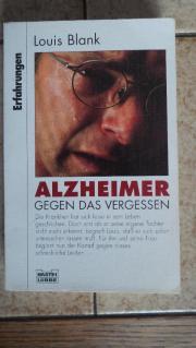 Alzheimer Gegen das Vergessen