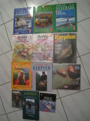 Angelbücher Sonderheft AngelZeitschriften Blinker Hefte