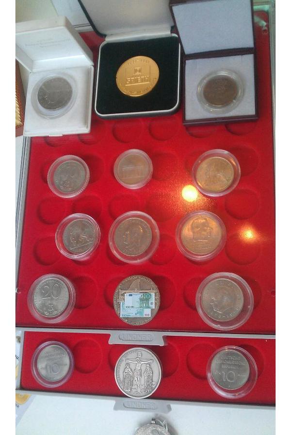 Ankauf Von Gold Und Silbermünzen Münzsammlung In Esslingen Am