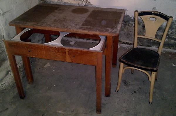 holzart aus den er jahren gebraucht kaufen bei. Black Bedroom Furniture Sets. Home Design Ideas