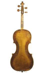Antike Geige aus