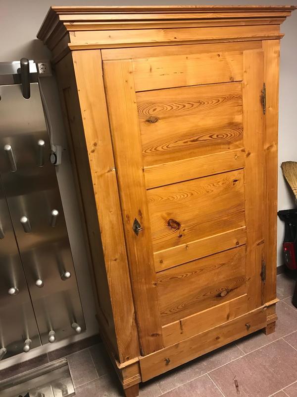 biedermeier schrank neu und gebraucht kaufen bei. Black Bedroom Furniture Sets. Home Design Ideas