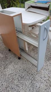 Apothekenschrank Alno (UnterschranAuszug)