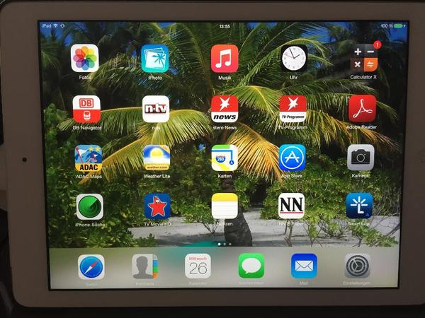 Apple iPad Air WiFi Cellular