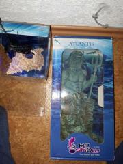 Aquarium zugehör zu