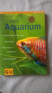 Aquariumbuch, Aquarienbücher, Buch