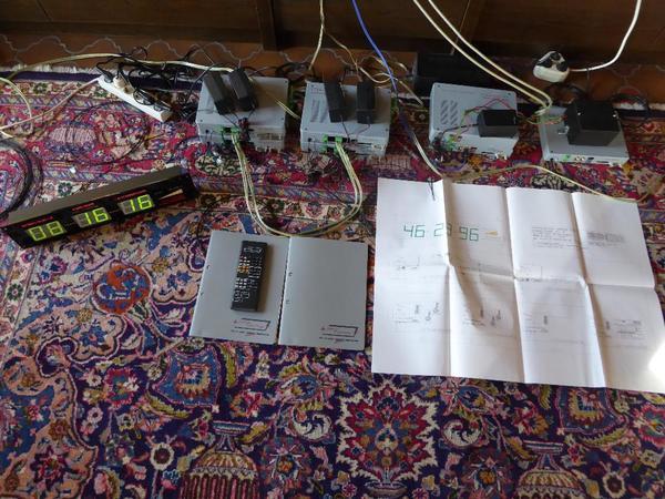 Audio-Umschaltanlage MEGA-CONTROL System 428 7