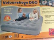 Aufblasbare Matratze / Gästebett