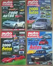 Autokataloge 1991 1992 1993 1994