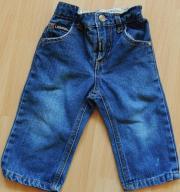 Baby-Jeans Gr 12M 74 Gummizug