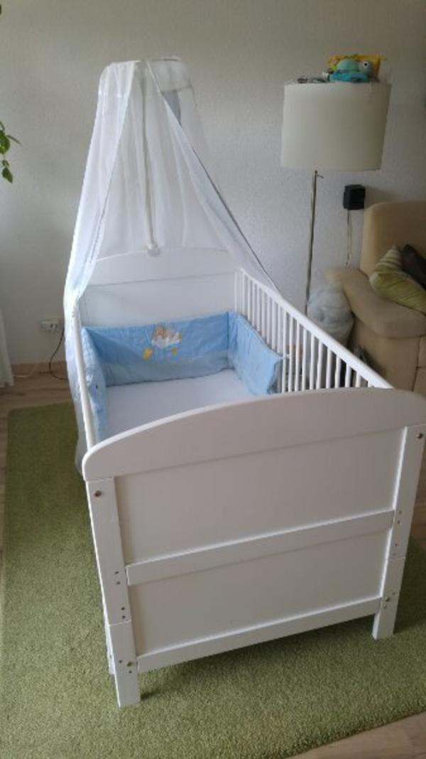 nestchen babybett gebraucht kaufen nur 2 st bis 75. Black Bedroom Furniture Sets. Home Design Ideas
