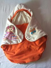 Babyeinschlagdecke Sterntaler