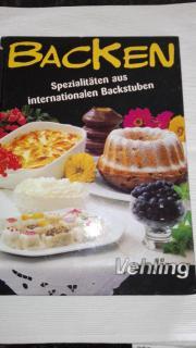 Backbuch, Backen Spezialitäten