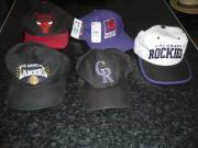 Baseball caps 5