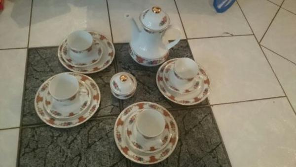 Bavaria Winterling Teeservice Teeset Geschirrset