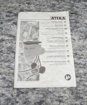 Bedienungsanleitung für Leise-Walzenhäcksler Atika ALH