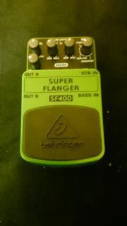 Behringer Super Flanger