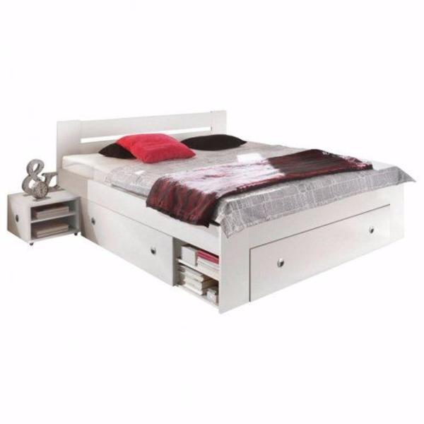 bett 140 x 200 matratze 25 cm lattenrost l np war 699. Black Bedroom Furniture Sets. Home Design Ideas