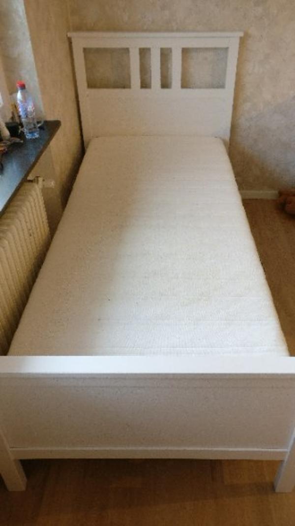 bett matratze gebraucht kaufen nur 3 st bis 60 g nstiger. Black Bedroom Furniture Sets. Home Design Ideas