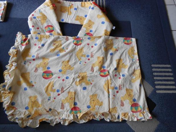 Betthimmel Nestchen Bettwäsche Schlafsack im