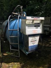 Biete Dieseltank 5000
