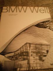 Bildband Dokumantation BMW Welt München