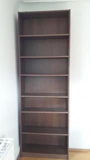 ikea billy braun haushalt m bel gebraucht und neu kaufen. Black Bedroom Furniture Sets. Home Design Ideas