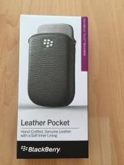 BlackBerry Lederhülle