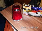 Blech Spielzeug Daimler Benz 1956