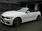 BMW 420i Cabrio Sport-Aut M-Paket