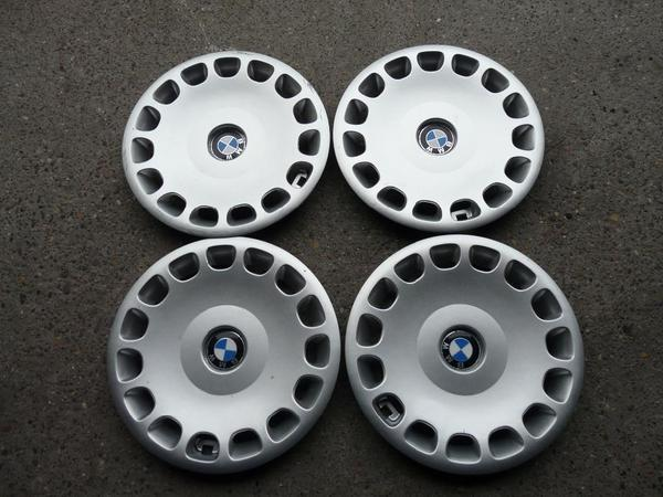 bmw radkappen original 15 zoll f r 3er e36 e46 z3 5er. Black Bedroom Furniture Sets. Home Design Ideas