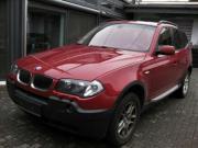 BMW X3 2 0 D2
