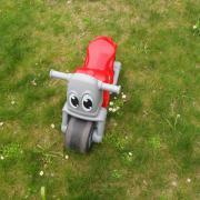 Bobbycar Motorrad