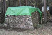 Brennholz 50cm Länge gemischt 42