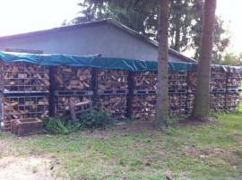 Holz - Brennholz Kaminholz - Buche und Eiche