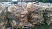 Brennholz Kaminholz Polterholz