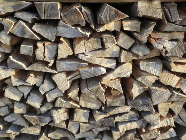 Brennholz zu verkaufen Kiefer und