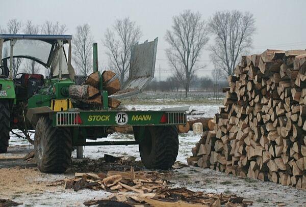 Brennholz zvk. für » Holz