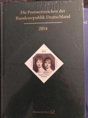 Briefmarkensammlung 2014