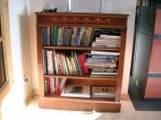 Bücherregal Mahagoni