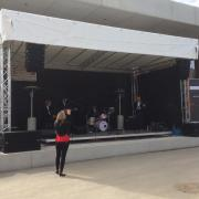 Bühnendach 10 Meter