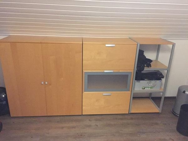 Büro oder Wohnzimmer Möbel der Fa. Hülsta in Allershausen - Schränke ...